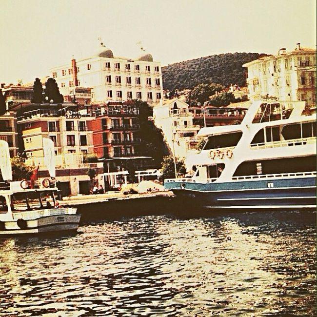 Büyükada Deniz Sea Fresh Air Adalar Büyükada,prinkipo,günbatımı Istanbul Büyükada Huzur Vapur Nature