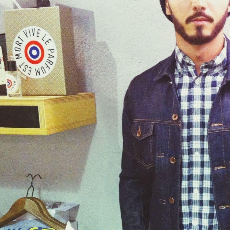 J'attends avec impatience le xxs @kulte :) Blouson Jeans