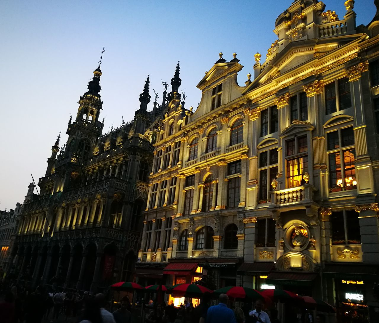 Brussels Grand Palace Belgium Architecture 1697 Amazing First Eyeem Photo