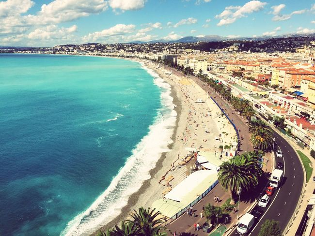 France 🇫🇷 Nizza Nice Hollidays Sea