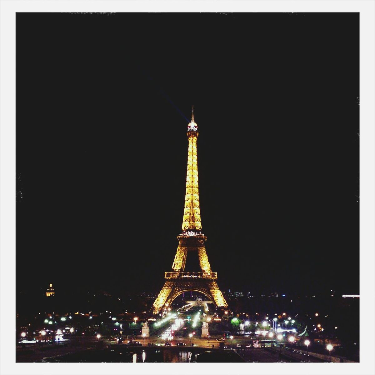 Paris Tour Eiffel Place Trocadero  First Eyeem Photo