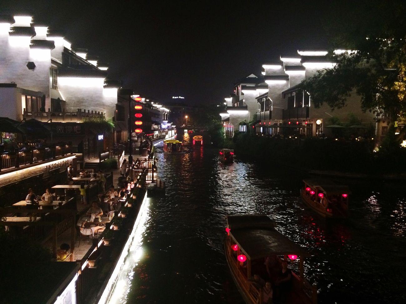 Nanjing Taking Photos Qinhuai River Nice View Cool