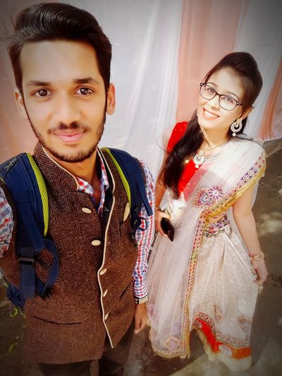 Always be the cweet lill person 😘❤ Lifeline❤️ Memoliez Cweet Cute♡ KindHearted Couple - Relationship Merijaan Sweetheart Sweet Moments Two People Portrait Eyeglasses  Looking At Camera Teenager Young Adult People Togetherness Celebration