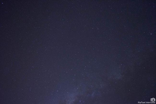 Via Lactea Editedbyme Highexposure Night Nightphotography Outside Photography Sky Sodark Tranquil Scene Vialactea