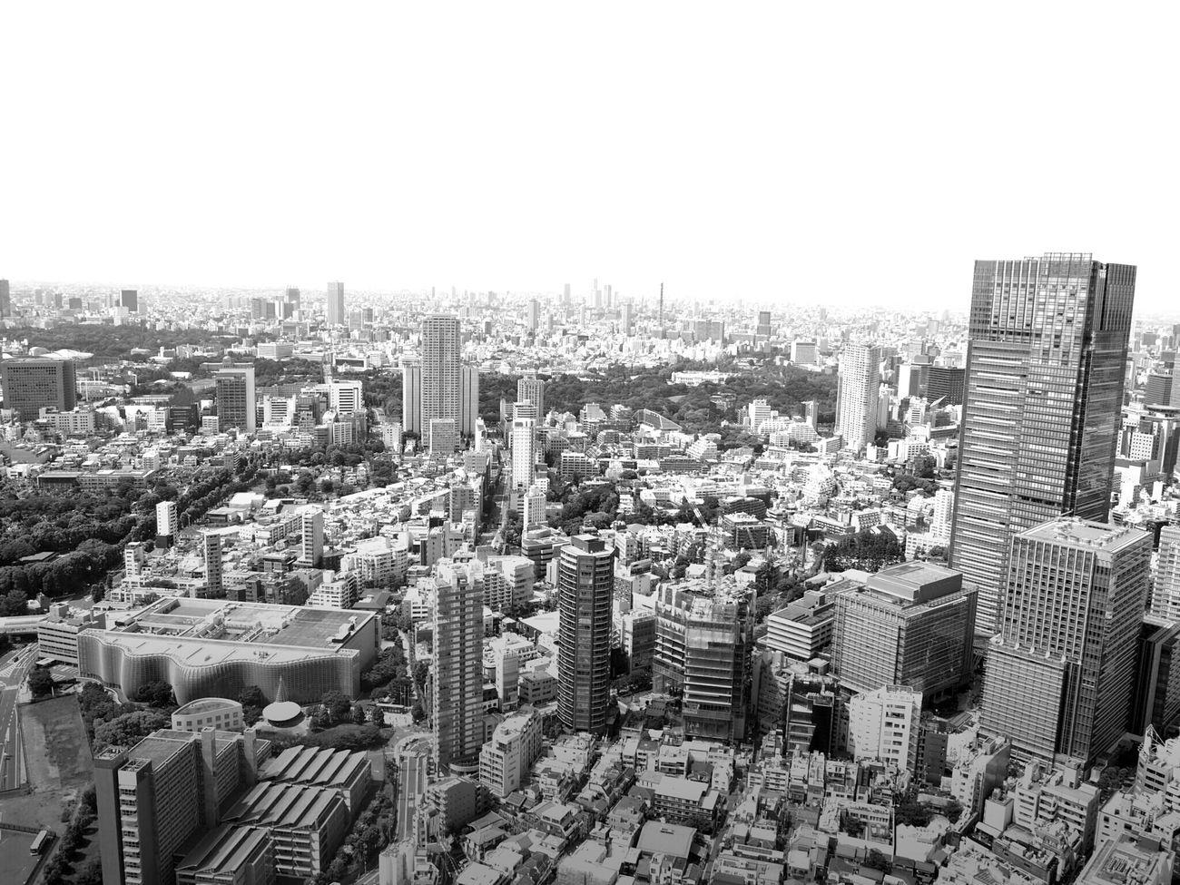 六本木ヒルズ Tokyo Taking Photos Landscape Monochrome Blackandwhite Architecture Clouds And Sky City Cityscapes