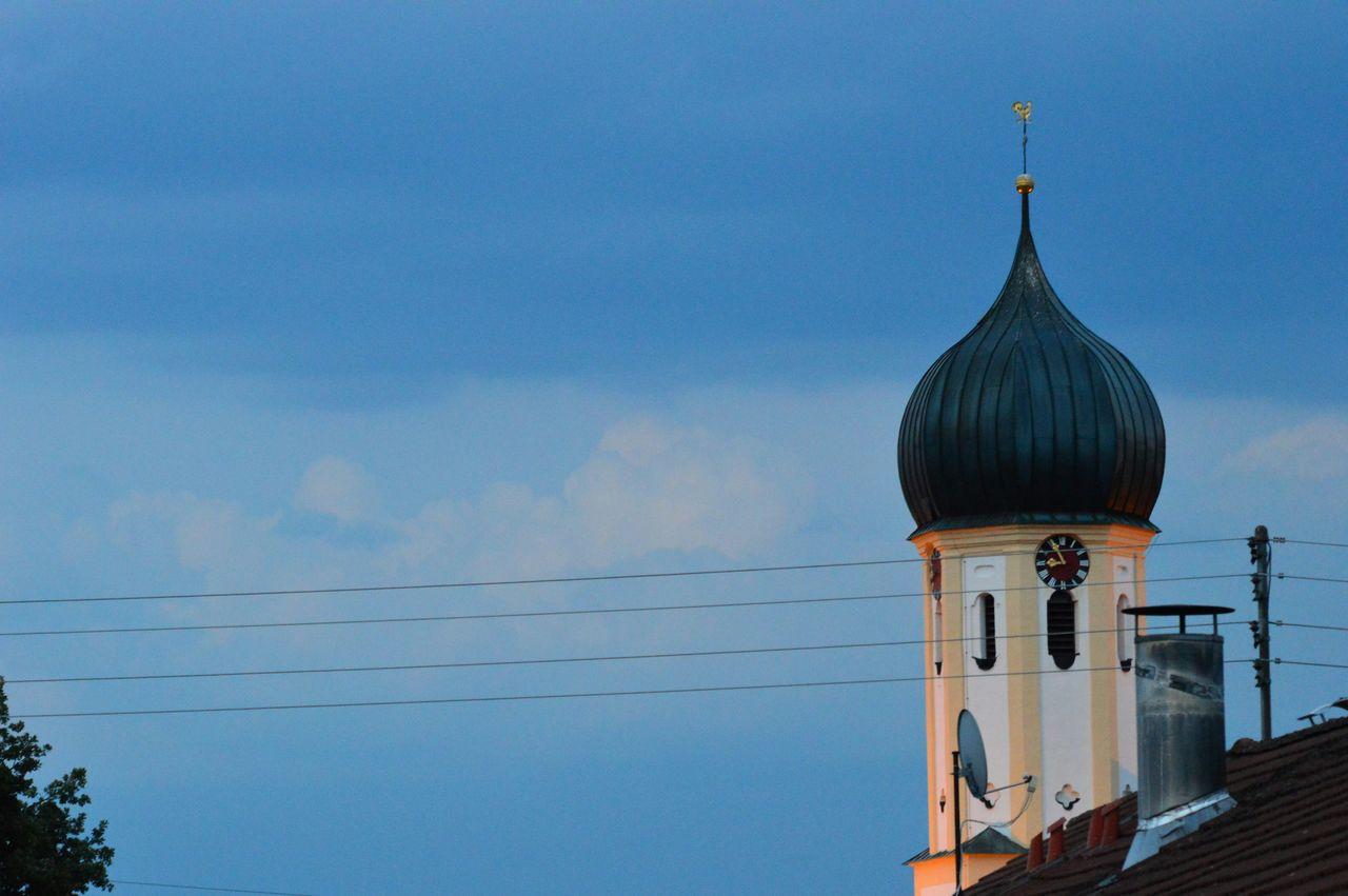 View Holiday Church Langzeitbelichtung Lights EyeEm Best Shots Long Exposure Landscape