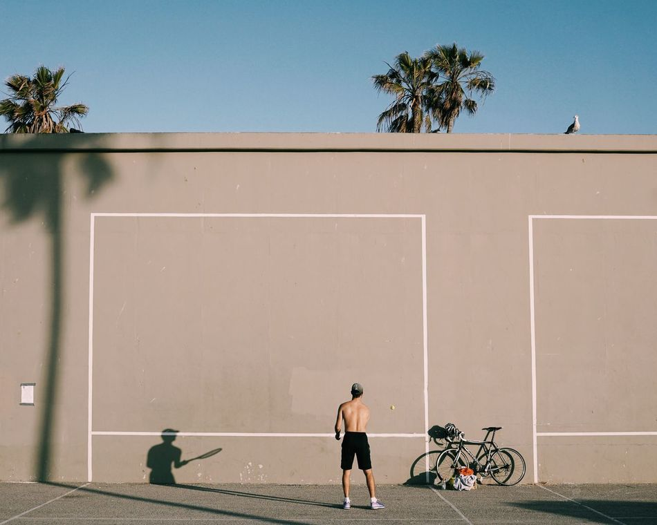 Beautiful stock photos of street photography,  Bicycle,  Clear Sky,  Day,  Full Length