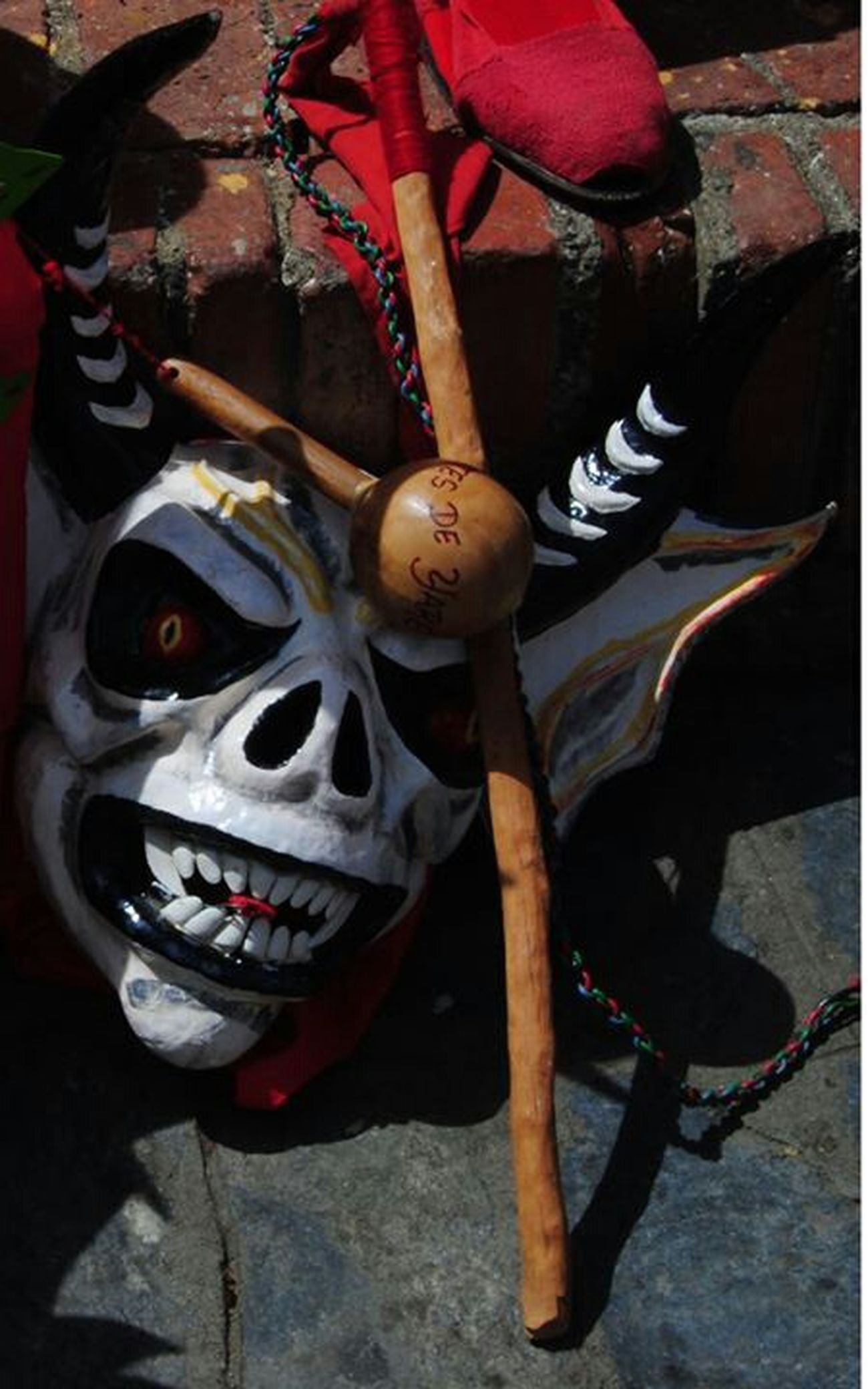 Yare. DiablosDansantesDelYare Traditional Culture Venezuela Venezuelantradition Unesco Culture