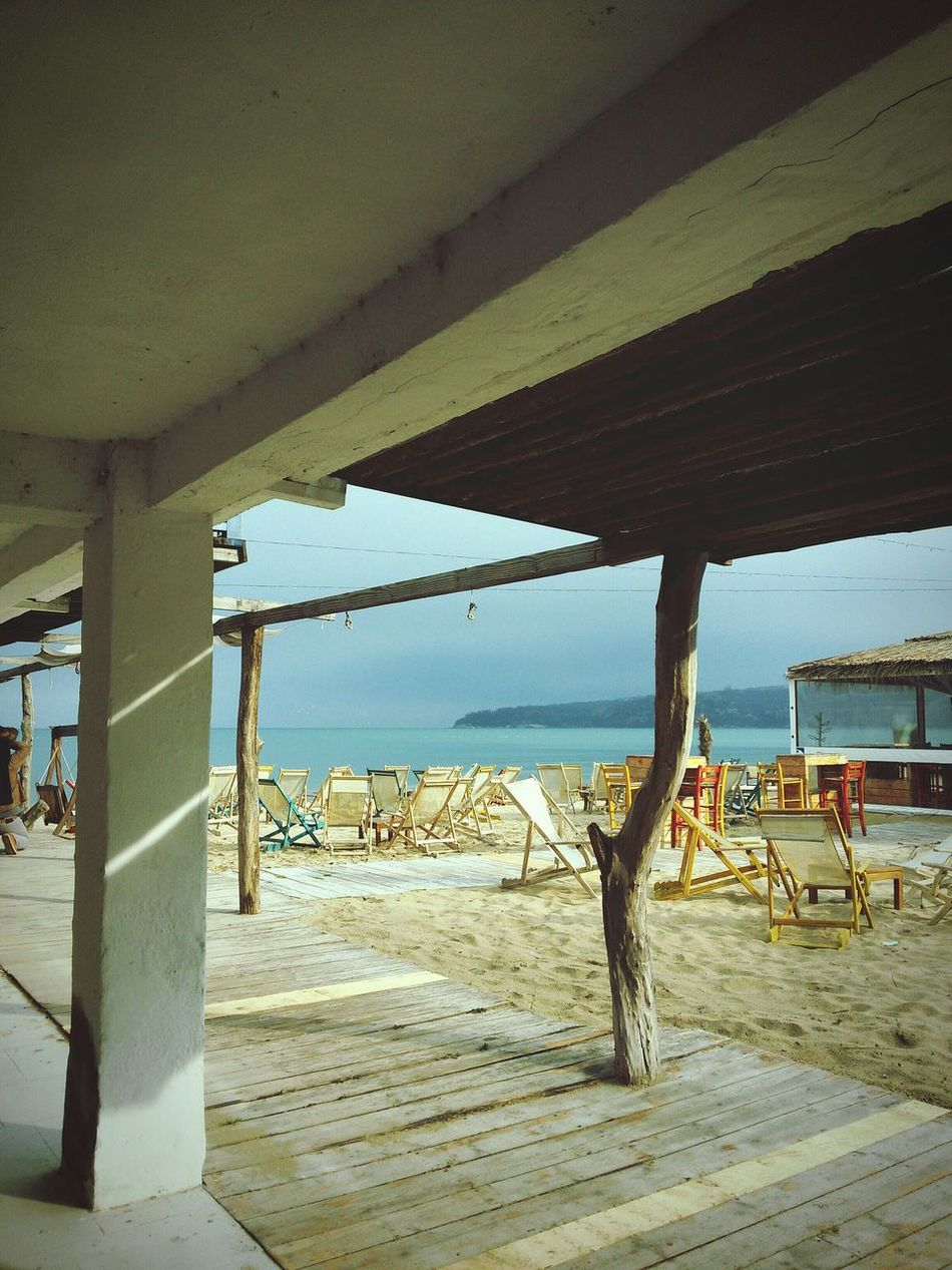 Sand Beach Day Outdoors Sky Sea And Sky Sea Blue Nature No People First Eyeem Photo