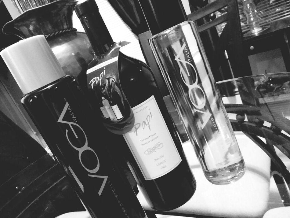 Voga Papi Wine Drinks