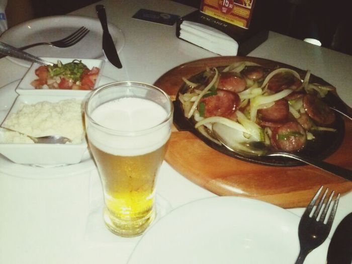 Saida solitaria, clarear as ideias Beer Cerveja Enjoying Life Relaxing