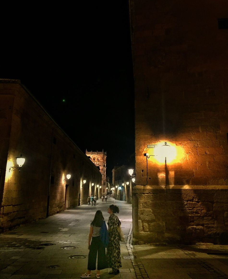 Streetphotography Nightphotography Old Town