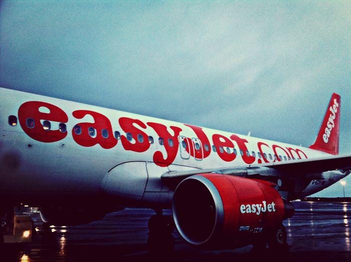 EasyJet Newcastle Belfast