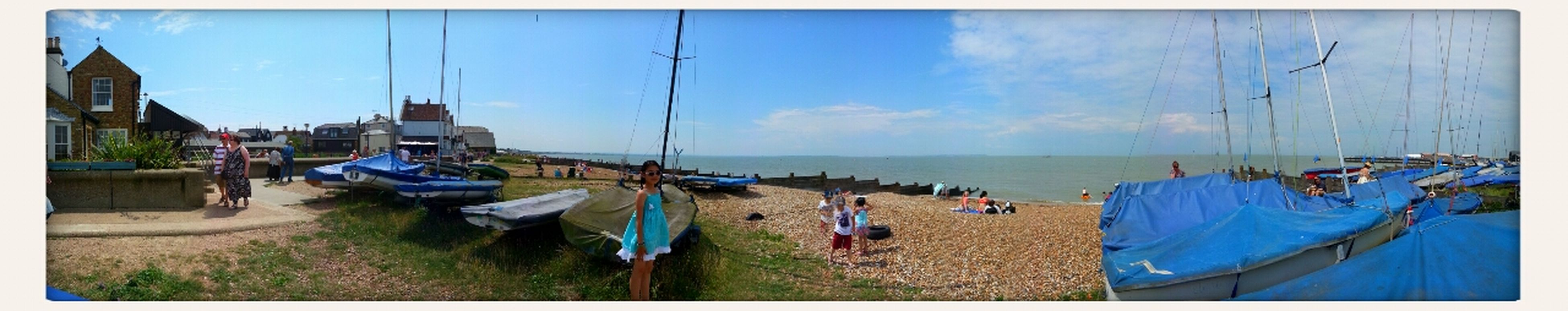 Whitstable Kent Oyster Fest 2014 Fun In The Sun ☀