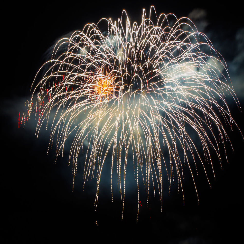 Arts Culture And Entertainment Celebration Event Exploding Firework Firework - Man Made Object Firework Display Fireworks Lights Motion Multi Colored Night No People Outdoors Pyrotechnics Sky