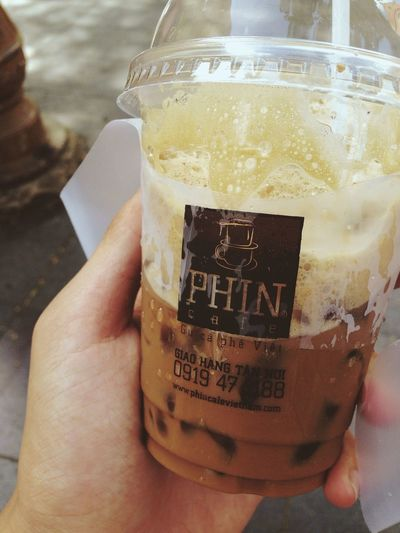Coffee Goodmorning Saigon On The Road