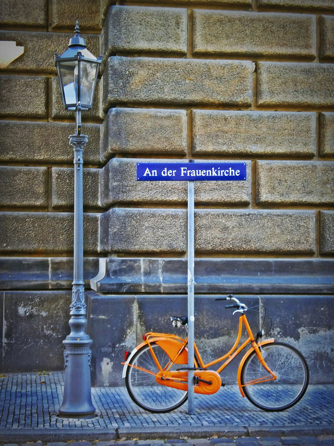 Text Transportation Guidance Communication No People Outdoors Day No Parking Sign Road Sign Architecture Close-up Eyeem Photography Eyeemphotography EyeEm Gallery Eye4photography  First Eyem Photo Eye4photography  Dresden Frauenkirche Bike Life Biketrip Dresden Oldtown Adults Only Postcard Street Relaxing