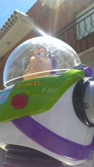 Buzz Lightyear Al Rescate.