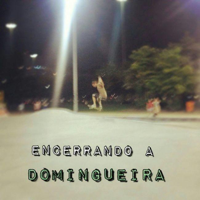 Fim. Sk8 Aterro Domingo Riodejaneiro brazil