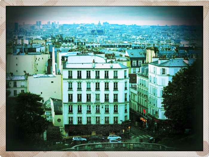 Taken on my last vistit in Paris. ©MissesJones