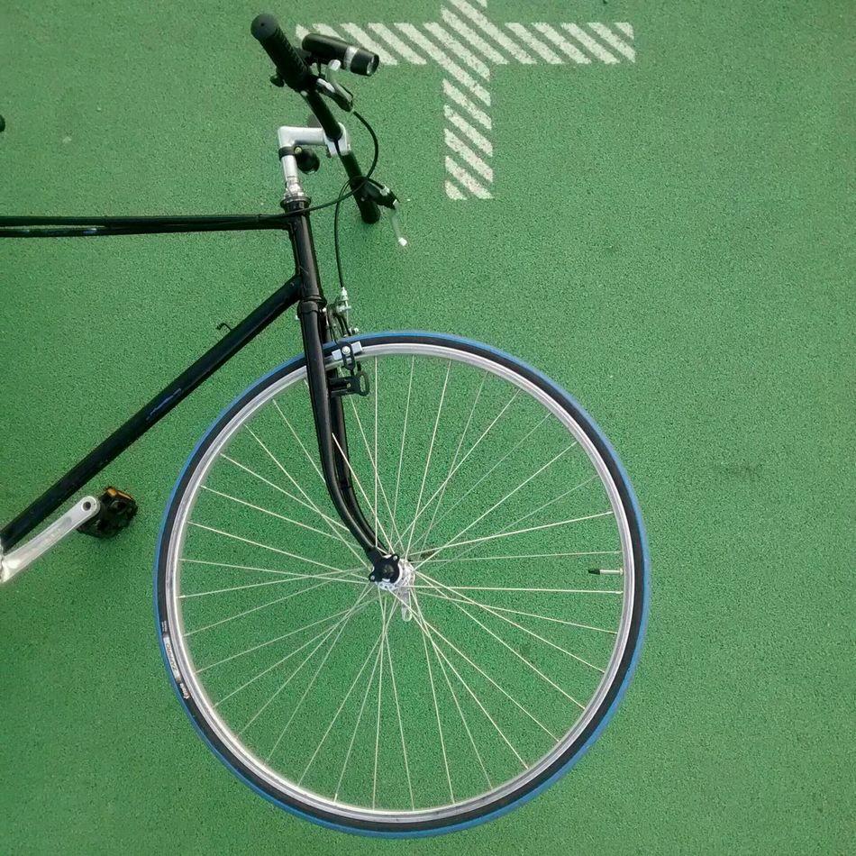 Beautiful stock photos of green, Berlin, Bicycle, Day, Flooring