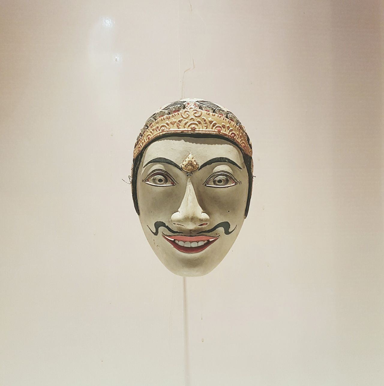 Mask Topeng Blangkon Museum National Museum Nasional Indonesia Jakarta Explore Jakarta Traditional INDONESIA