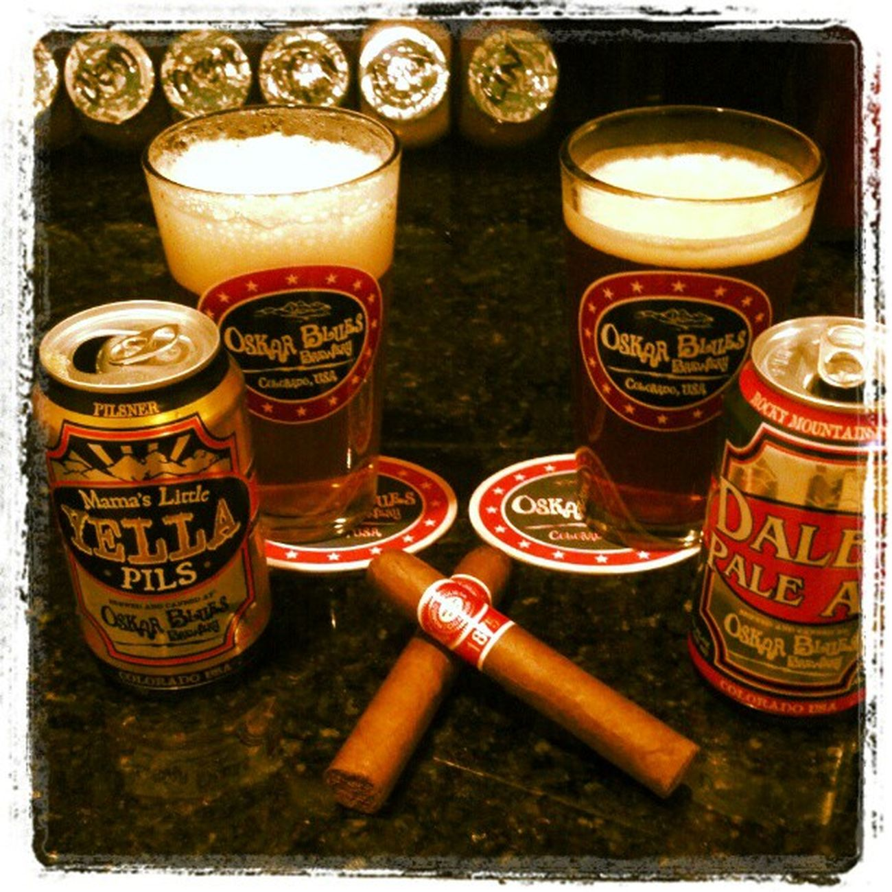 Oskar Blues stretches its Saturday legs Welcometochicago Yesgirlssmokecigars