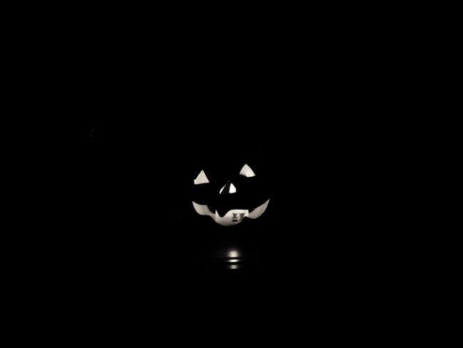 Boo 🎃☺️ Halloween Pumpkin Scary Fortheloveofblackandwhite