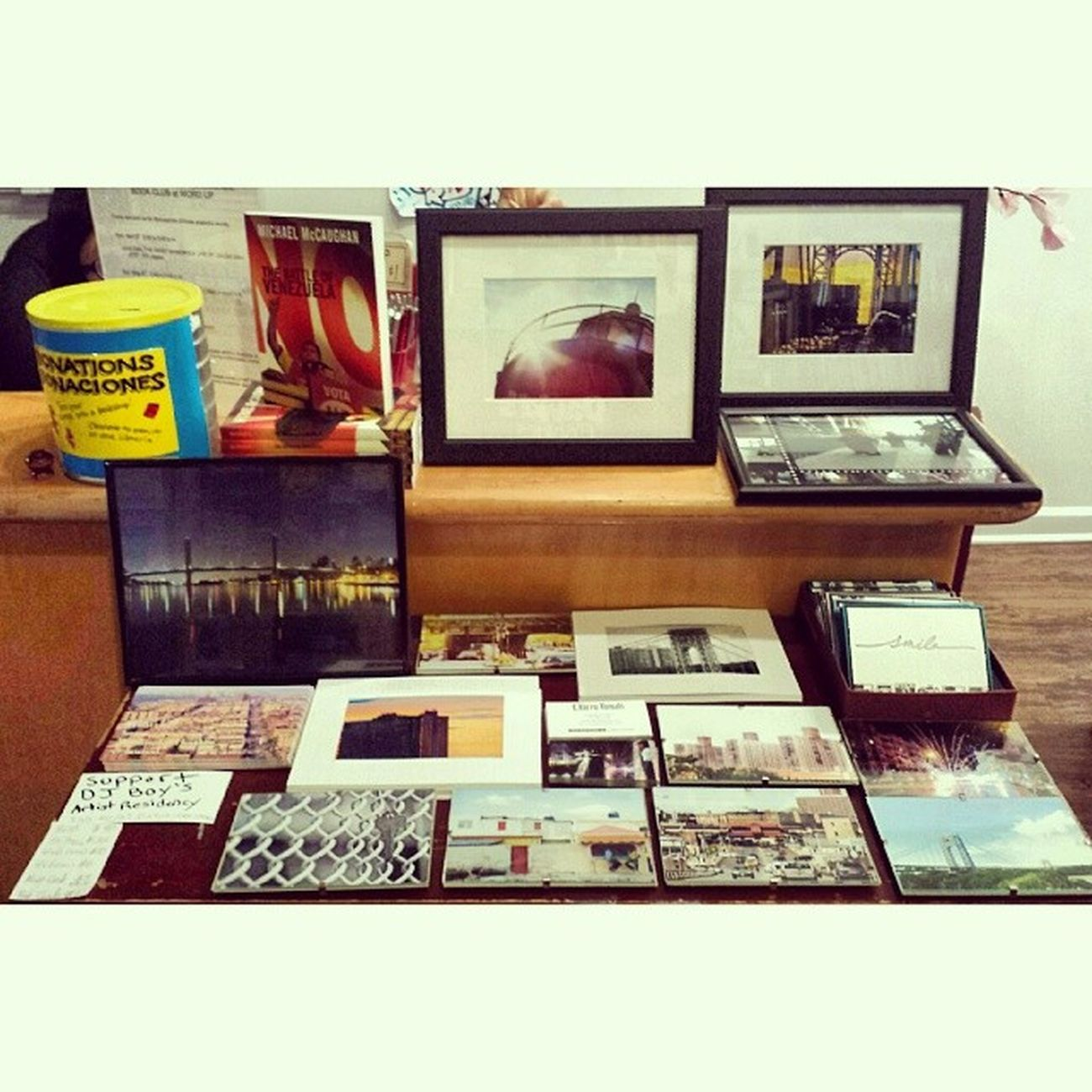 Prints available in various sizes at @wordupbooks 2113 Amsterdam ave at 165th st, Nyc Washingtonheights Washheights Inwood Manhatan uptown instagramuptown prints art photography newyorkcity newyork photography crowdfunding fundraiser @indiegogo indiegogo Www.igg.me/at/eabreudoesmexico
