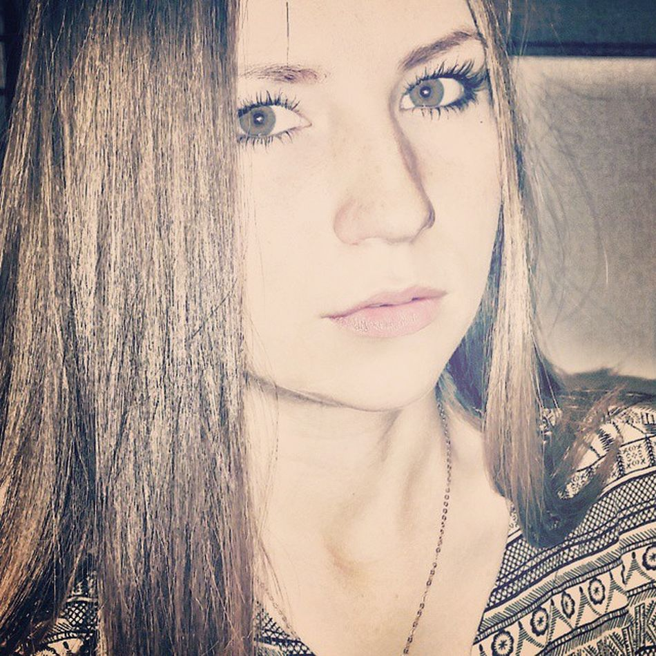 Russiangirlsss_ Ukraine Pretty Nice cute greeneyes pink Nastya HDR black
