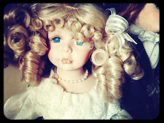 dolls by Polina