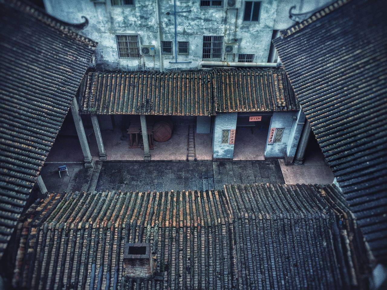Architecture Negative Space Urban Geometry IPhoneography Old Town Chinese Building Traditional House Ancestral House Landscape Discovering Great Works House Urbanexplorer