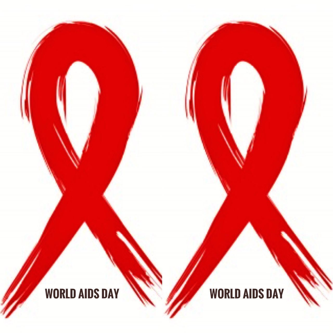 Wold Aids Day Worldaidsday2016 Red White Color Communication Text White Background Close-up Orthographic Symbol No People Day