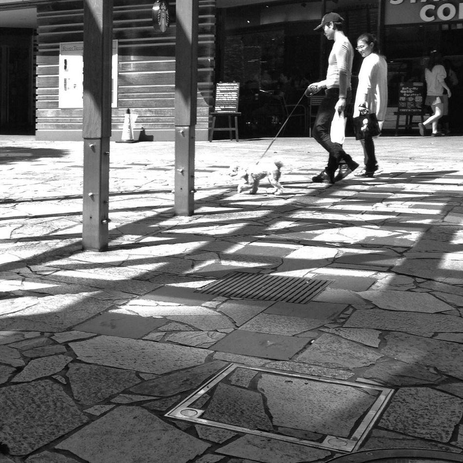 Black & White Black And White Blackandwhite B&w Street Photography Streetphotography_bw Streetphoto_bw City Street People People Photography Snapshot CityWalk Enjoying Life Shinagawa 品川 , Tokyo Japan