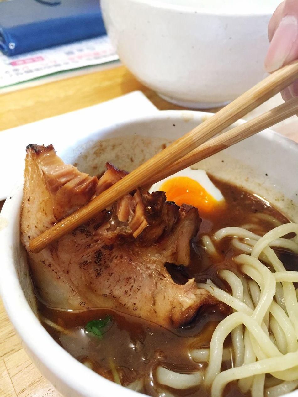 つけ麺、美味しすぎる.+*:゚+。.☆ 大阪市 ラ女子 Ramen ラヲタ 肉の虜 ラーメン Vscocam #vsco
