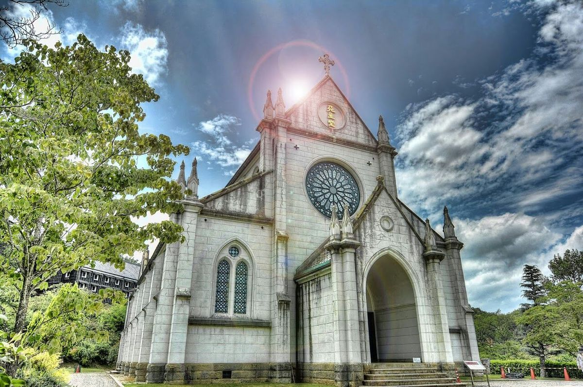 Taking Photos Hello World Nikonphotography Cathedral Architecture 明治村