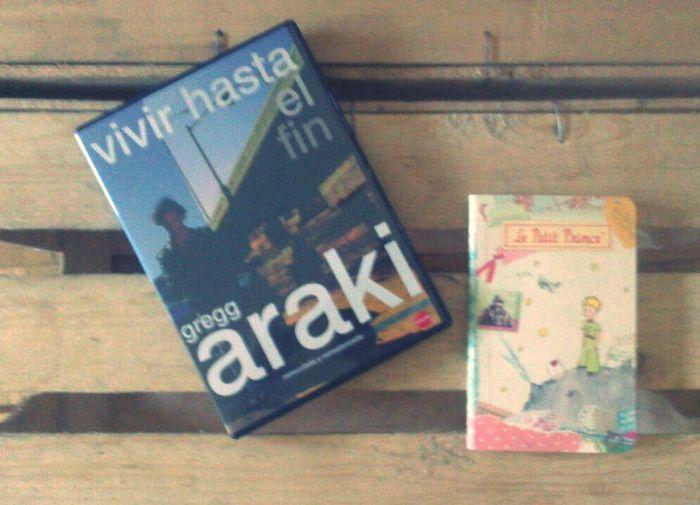 Le Petit Prince Gregg Araki Gift Book