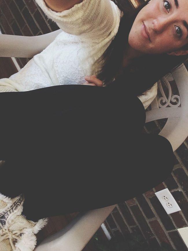 Selfie Sunday Leggings Sweaters Eskimo Boots