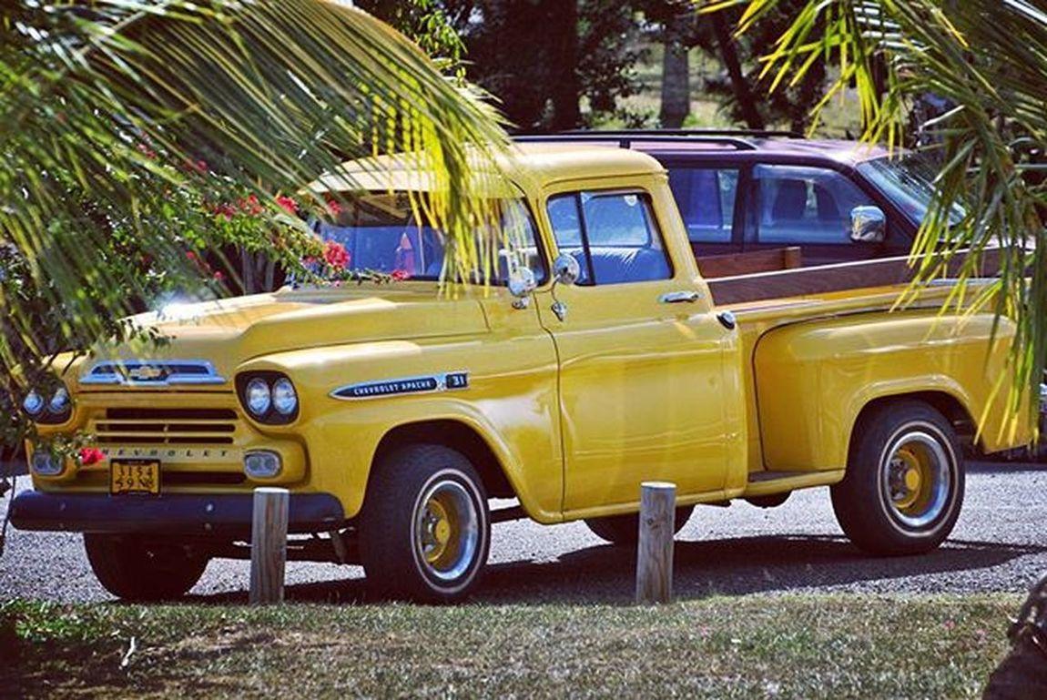 Chevrolet Apache Cars Newcaledonia Newcal Nicecar Bartocal