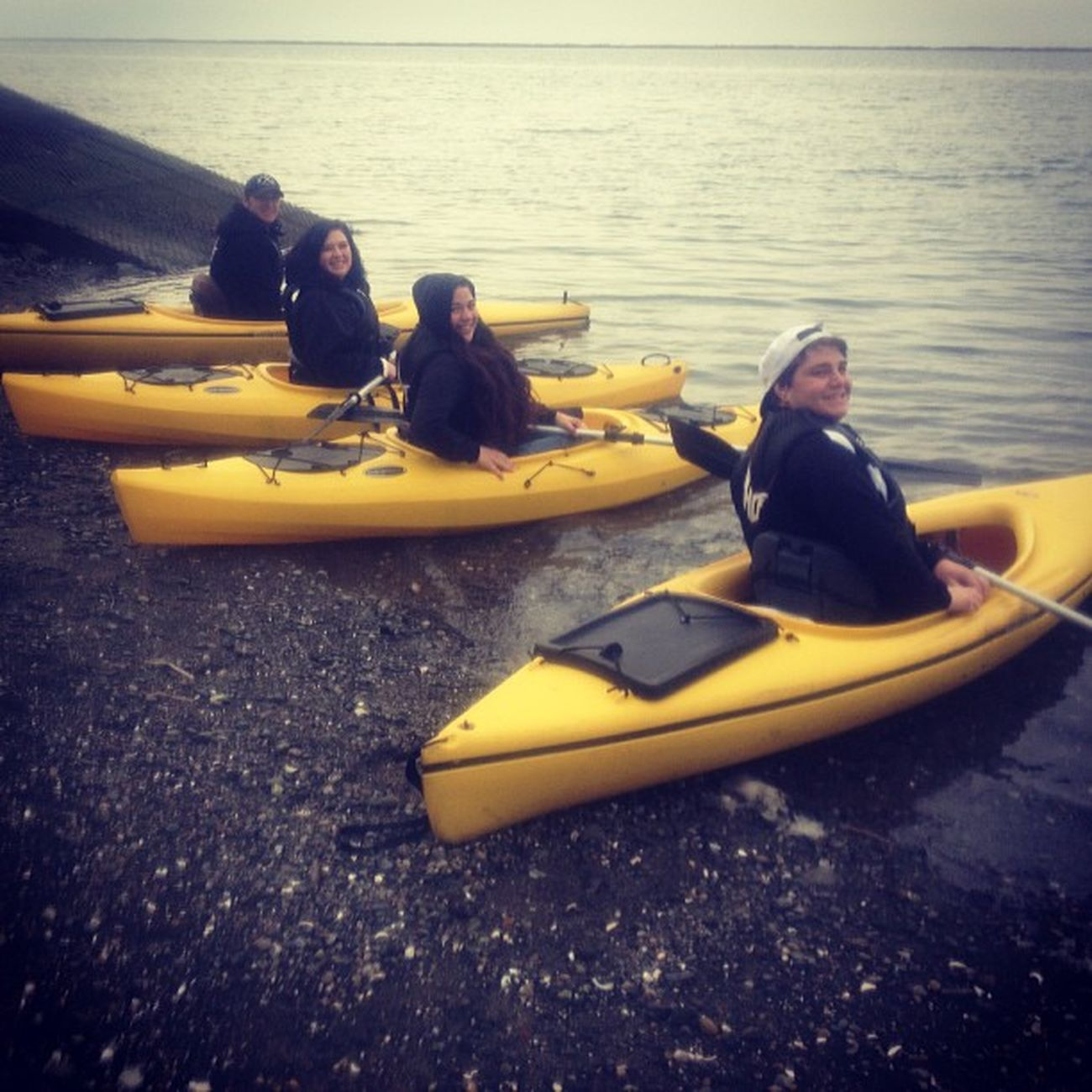 Kayaking Ouradventures Myfriends LoveThem  gooddayoff pnw