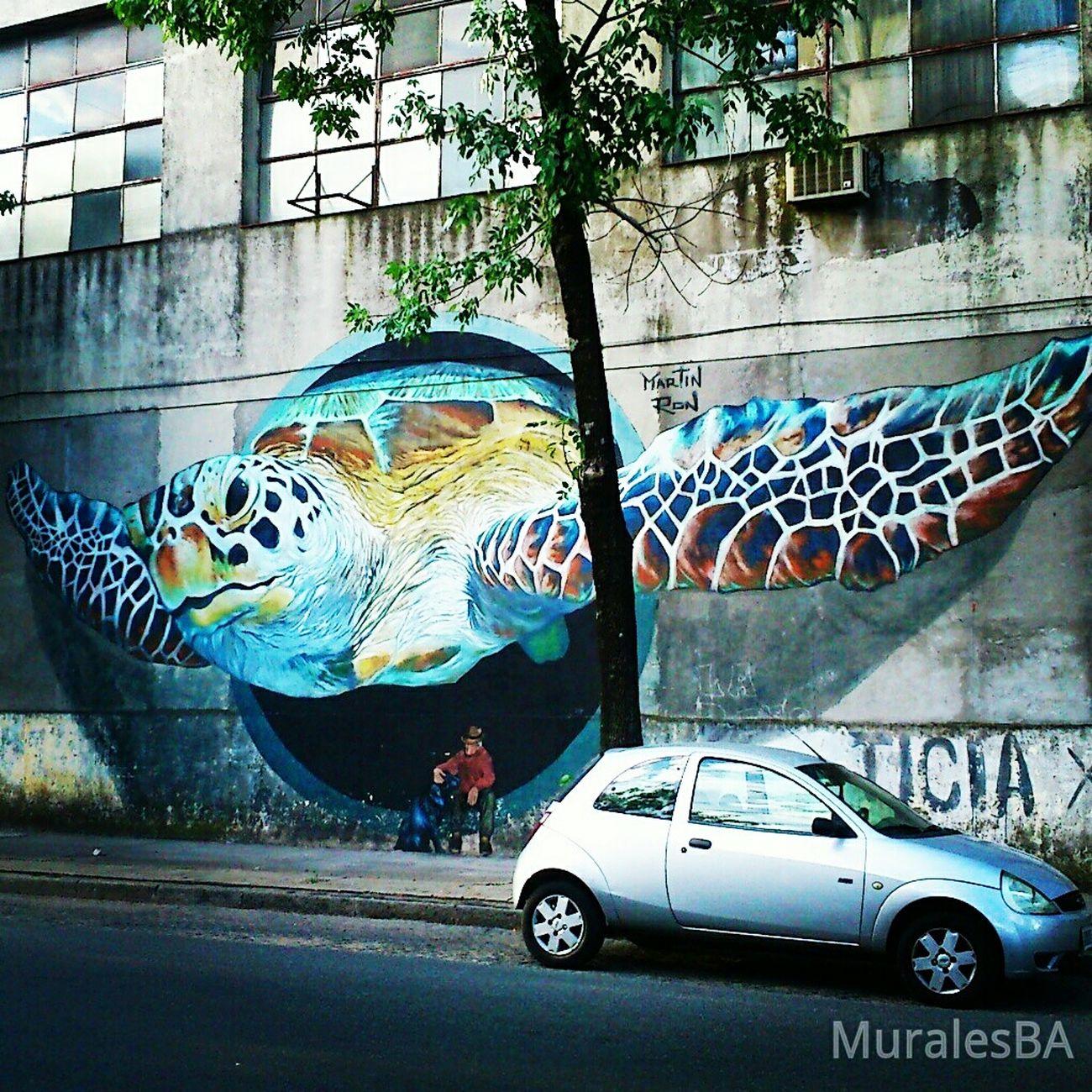 """Pedro Lujan y su perro"" por Martinron en el barrio de Barracas Buenosaires Argentina Muralesba Streetart Street Art Streetphotography The Street Photographer - 2015 EyeEm Awards Mural ArtWork Art Graffiti Streetarg"