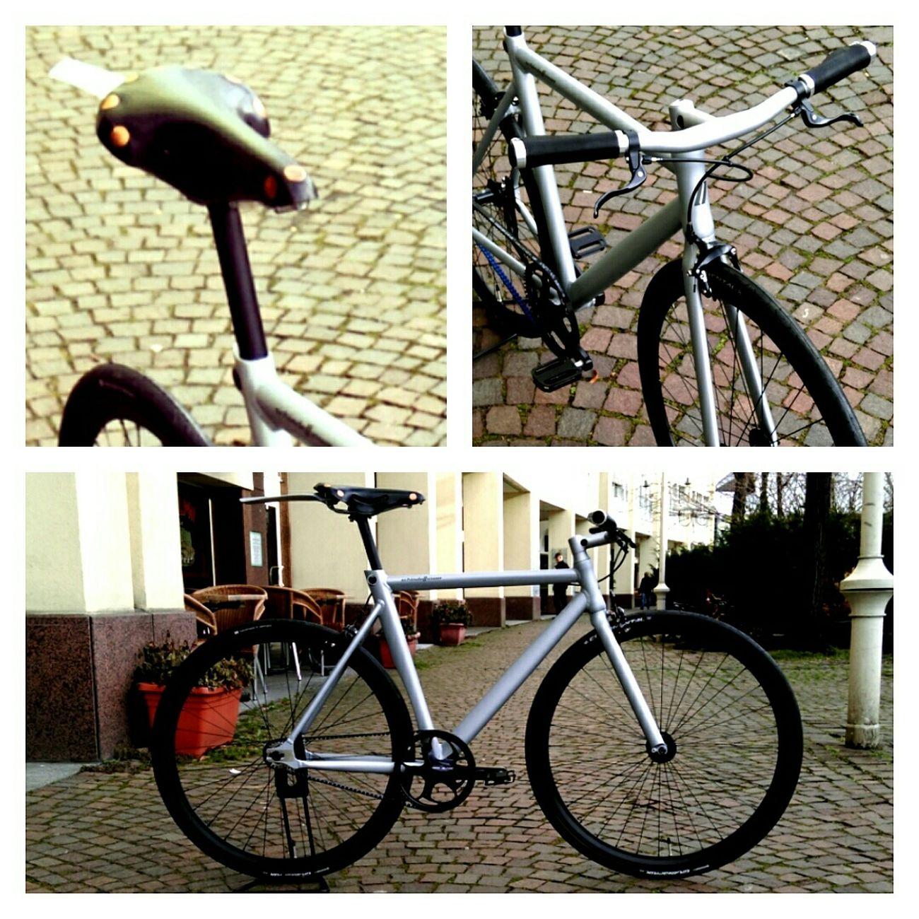 Schindelhauer Bike Viktor SingleSpeed Bike Stylish BundesRadBonn Bikeshop Fahrradladen Fahrrad Beltdrive Fixie/fixed Gear