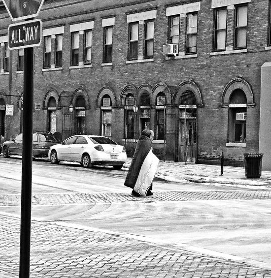Homless. Roadside America Homeless Bnw_society Takenbyme Road To Nowhere Bnw_collection Streetphoto_bw Street Photography Love Bnw_magazine Bnw_captures Eye4photography  EyeEm Best Shots - Black + White Eyemblackandwhite Veterans Veterans To Remember Homeless Vets Helpingeachother Helpingthehomeless