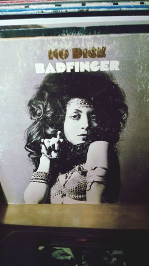 Thrifting. Vinyl Records Badfinger
