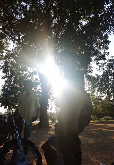 The City Light Two People People Outdoors Day Nature Sunlight Flair Sunbeam