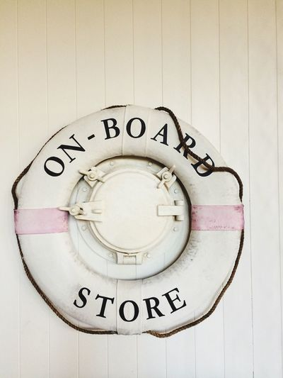 Lifering for the nautical themed store Lifering Nautical Store Shop