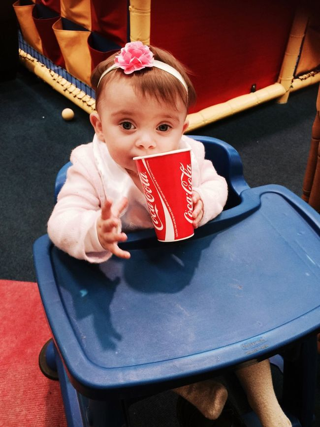 My wee had daughter first birthday