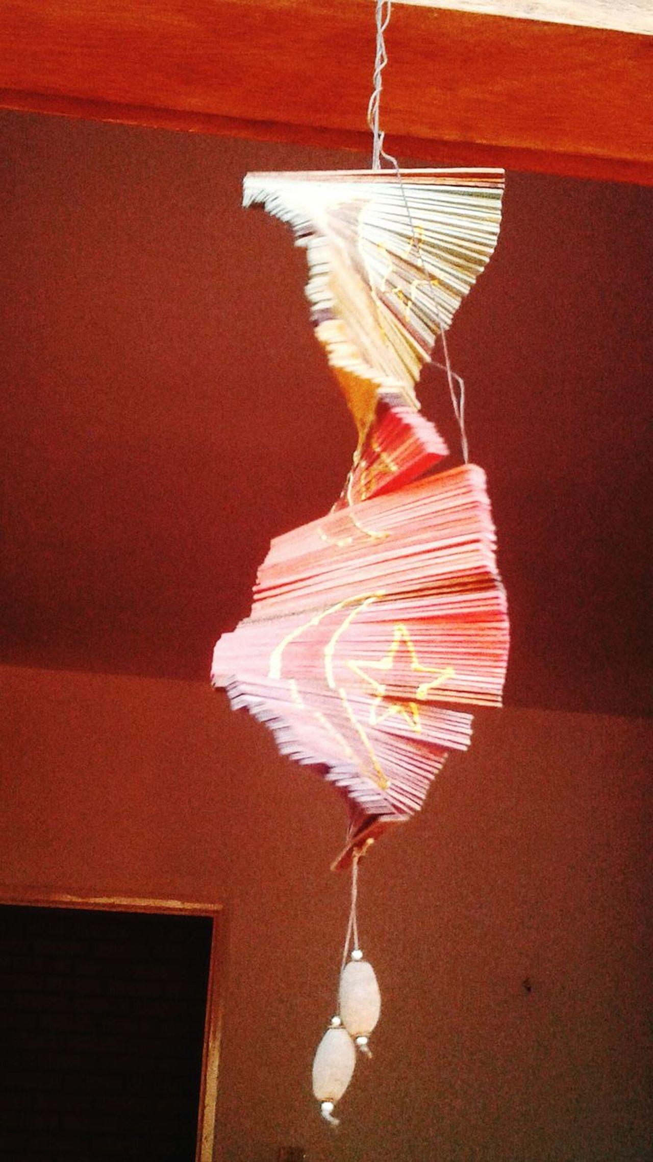 Namastê. @eveltanafreitas Hanging Holiday - Event No People Close-up Day Coathanger Multi Colored Indoors