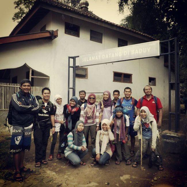 welcome to Baduy Kanekes Banten