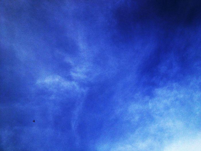 Airplane Airplanes Sky Smallplane